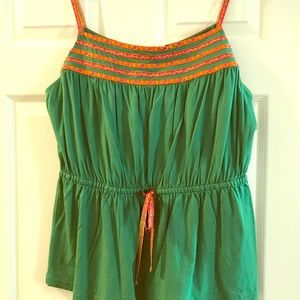 Anthropologie Ric Rac brand top size L